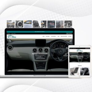 Bit Automobile | Premade Shopify Store for Automobiles | Accessories Collections | Seat Cover Ornaments & More