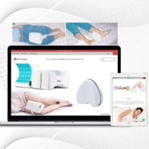 Pelvic Pillow | One Product Premade Shopify Store