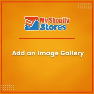 Add an Image Gallery
