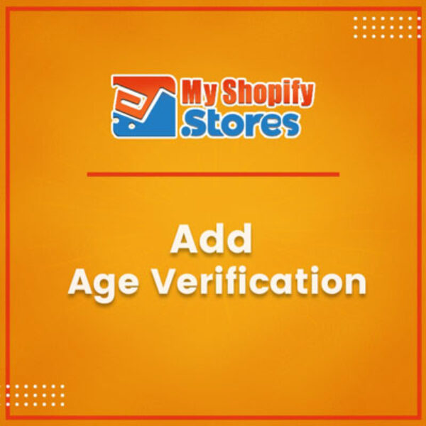 Add Age Verification