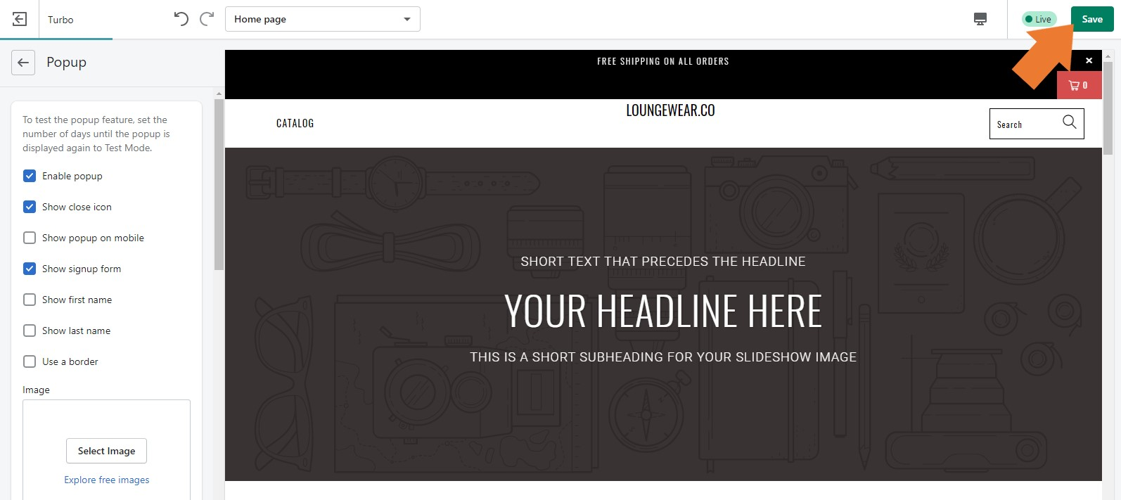 how-to-add-subscription-popup-in-shopify-from-the-app-and-from-theme-step-6