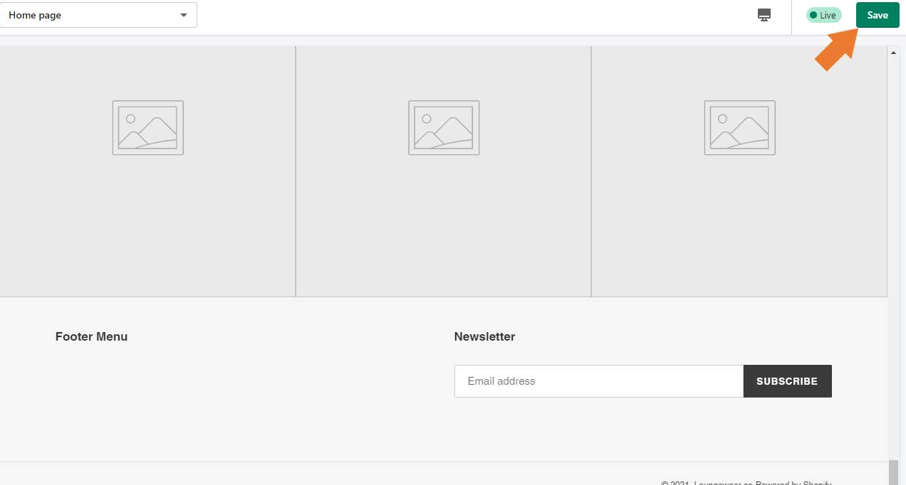 how-to-create-and-place-footer-menu-in-shopify-store-Step-12