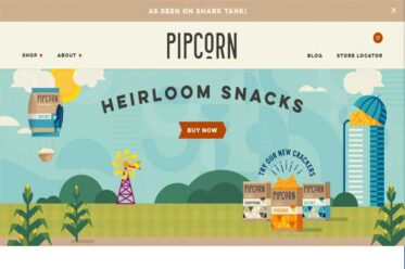 myshopifystores-Pipcorn-Heirloom-Snacks-store