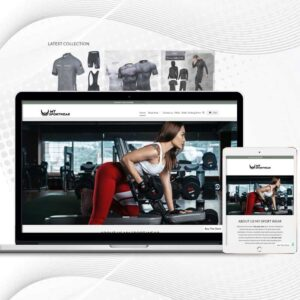 My Sportswear | Premade Shopify Store for Men and Women| Multi Product Store
