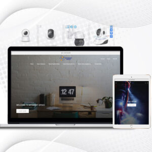 My Smart Space | Premade Shopify Store | Multi Product Store