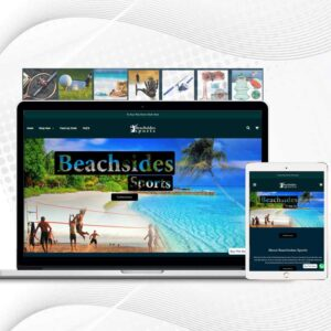 Beachsides Sports | Premade Multi Product Store