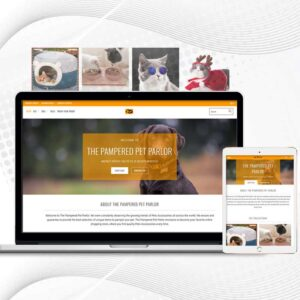 Fav Pets | Premade Shopify Store for Pets | Multi Product Store