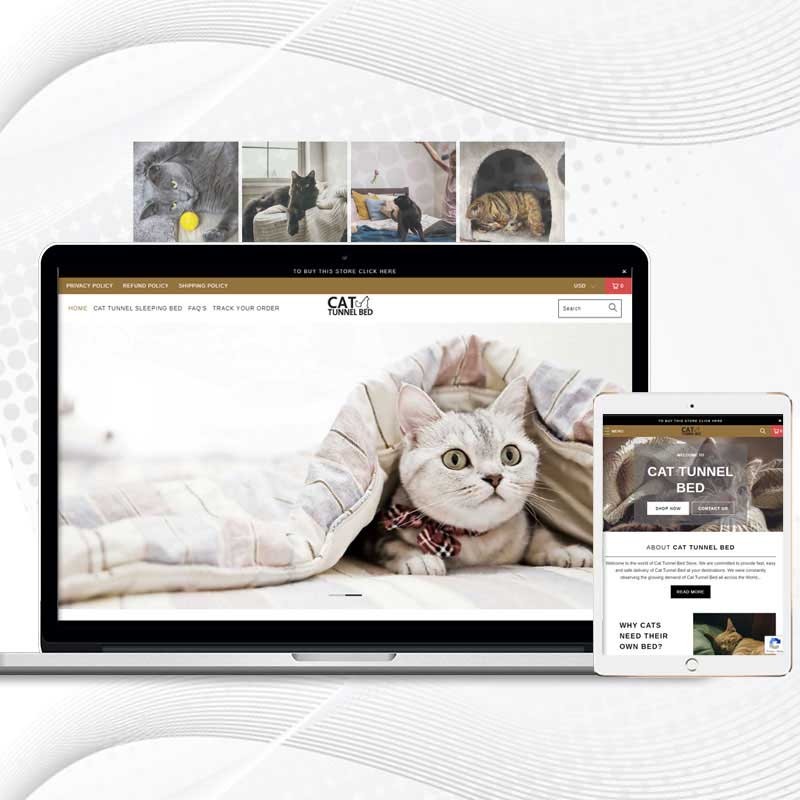 myshopifystores-cat-tunnel-bed