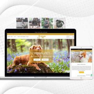Crown Pet | Premade Multi Products Shopify Store