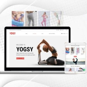 Yogsy | Premade Multi Products Shopify Store